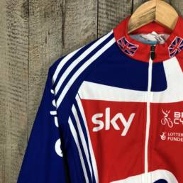 LS Thermal Jersey - British Cycling Team 00007038 (2)