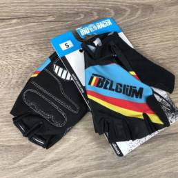 National Team Cycling Gloves - Belgium 00007410 (1)