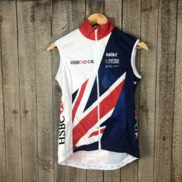 Wind Vest - British Cycling Team 00007081 (1)