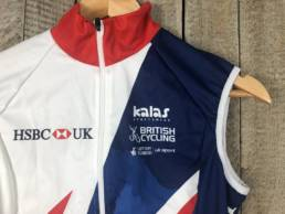 Wind Vest - British Cycling Team 00007081 (2)