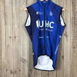 Wind Vest - UnitedHealthcare Pro Cycling 00006306 (1)