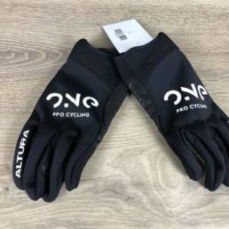Windproof Gloves - ONE Pro Cycling 00007367 (1)
