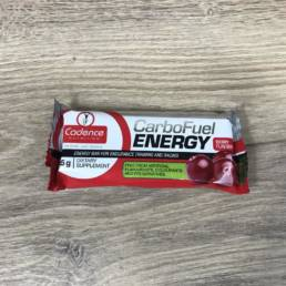 CarboFuel Energy Bar Berry Flavoured 00007807 (1)