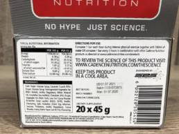 CarboFuel Energy Bar Salted Chocolate Caramel Flavoured 00007805 (2)