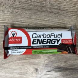 CarboFuel Energy Bar Salted Chocolate Caramel Flavoured 00007805 (3)