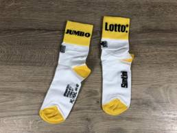Cycling Socks - Lotto Jumbo 00007561 (2)