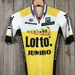 Dutch Ex-National Champion Racesuit - Lotto Jumbo 00007659 (2)