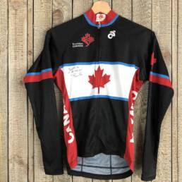 Signed LS Jersey - Canada 00009579 (1)